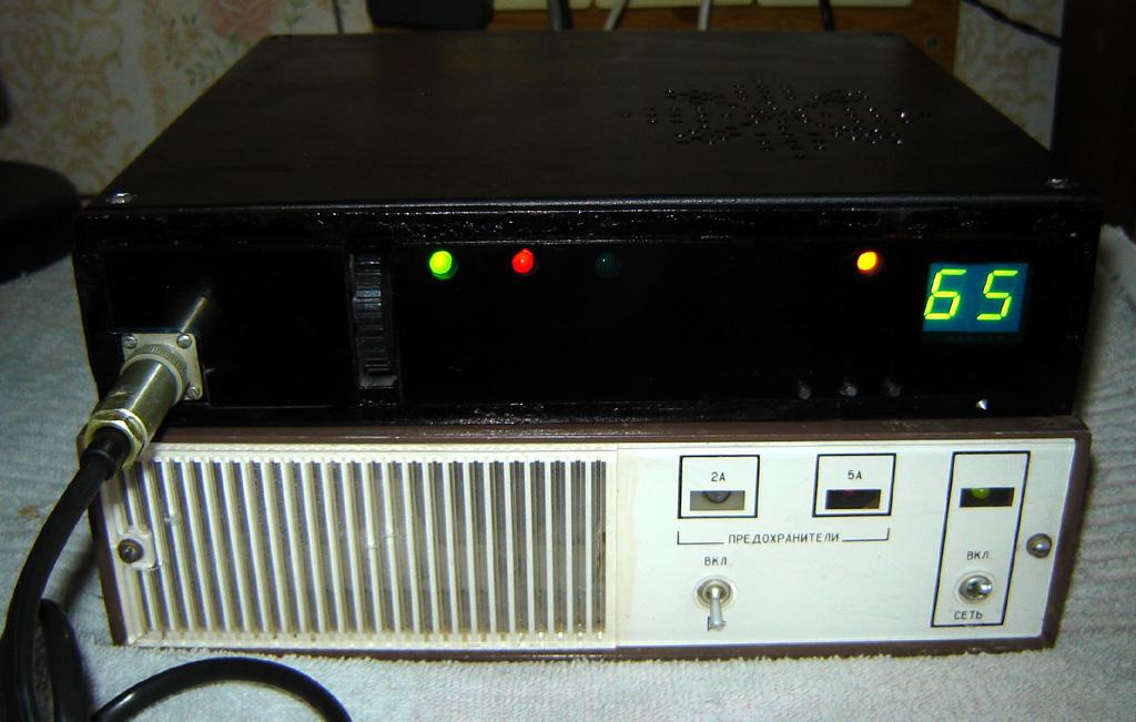 Схема платы усилителя сигнала для радиостанции лен.